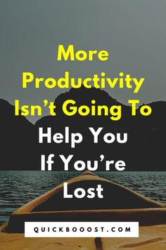 If more productivity is your aim, you need to first consider what you want and why you want it, lest you spend your time going in circles. #productivity #moreproductivity #productive Productive Things To Do, Things To Do At Home, Do What You Want, Need To Know, Time Out, No Time For Me, More Followers On Instagram, Set Sail, Achieve Your Goals