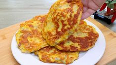 How To Cook Zucchini, Cooking Zucchini, Cauliflower, French Toast, Pizza, Cheese, Meals, Vegetables, Breakfast