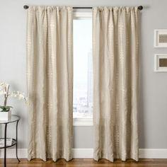 jcp | Shiloh Rod-Pocket Curtain Panel