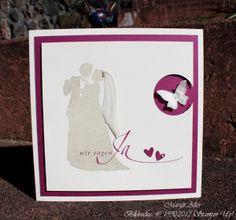 Hochzeitseinladung 1