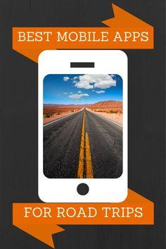 Best mobile apps for roadtrips | Family road trip apps