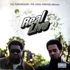 Real Live - The Turnaround The Long Awaited Drama LP
