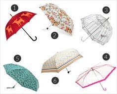 We Love Rainy Day Fridays: Cute Rain Gear
