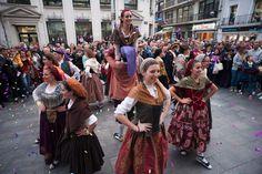 Pregó de les Festes de Maig 10.  Danses de Maig, Esbart Sant Jordi