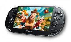 ¡Producto recomendado! ¿Quieres disfrutar de tu consola PS Vita con el juego de Las Aventuras de Tadeo Jones? Compra el pack de consola + juego en: http://blog.pcimagine.com/disfruta-con-la-consola-ps-vita-de-la-mano-de-tadeo-jones/ #PSVita #juego #videojuego #games