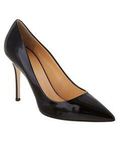 GIUSEPPE ZANOTTI Giuseppe Zanotti Patent Pump'. #giuseppezanotti #shoes #pumps & high heels