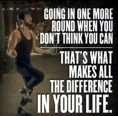 Keep on going even when you feel like quitting! www.konkra.com