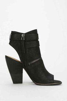 Dolce Vita Nayla Peep-Toe Ankle Boot