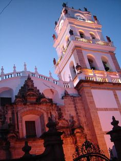 White Walls of Sucre, Bolivia | pathway unconventional