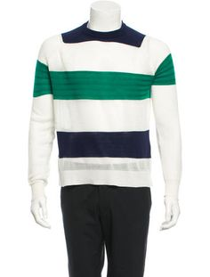 Opening Ceremony Striped Sweater #TheSportingLife #Lookbook