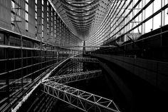 Tokyo International Forum by sevenhalf ☆, via 500px | Plus d'informations sur le SIGMA SD1 Merrill, reflex numérique à capteur d'image directe 46 Millions de pixels : www.sigma-photo.fr
