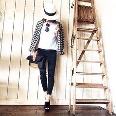 秋の注目アイテム♡ユニクロのフランネルシャツがとってもかわいい♡ | Jocee