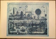 Gross Arnold 03 Anna, Vintage World Maps, Google, Sky