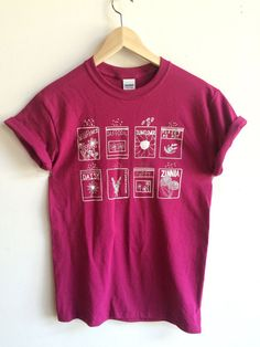 Hey, I found this really awesome Etsy listing at https://www.etsy.com/listing/291665107/flower-shirt-screen-printed-t-shirt