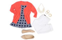 The Coolest Day of the Month ~ My Stitch Fix!! A site that is your personal stylist and sends you packages each month!