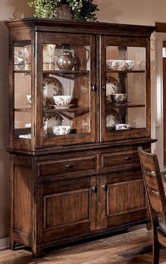 Superbe Spencerville Lighted China Cabinet | China Cabinets By Three Posts. Ideas  For China Cabinets In 2018. #furniture #decor #chinacabinet #cabinets