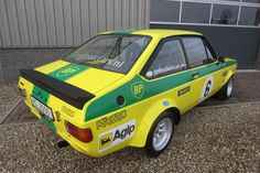 Ford Escort MK2 RS2000 - 1979