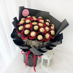Candy Bouquet Diy, Bouquet Wrap, Hand Bouquet, Diy Bouquet, Ferrero Rocher Bouquet, Chocolate Flowers Bouquet, Candy Arrangements, Chocolate Brands, Kuala Lumpur