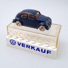 LEGO 1/87 H0: VW Käfer / Beetle / DEALER / VERKAUF Garage aus original Steinen in Spielzeug, LEGO | www.cyan74.com