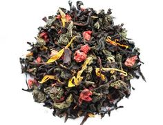 This is the kind of flavoured teas we hunt for! Natural and approachable with flavours that enhance the base black tea, not overwhelm it. Sweet cherry, floral rose and creamy coconut. Sweet Cherries, Chocolate Covered Strawberries, 12 Days, Teas, Festive, Strawberry, Coconut, Food, Chocolate Coated Strawberries