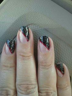 My gel nails 2012~c