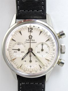 Vintage Omega Seamaster-Classic Excellence