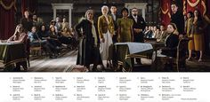 Ancestry.com Unites the Founding Fathers' Descendants in One Room | Inverse