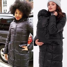 Midnight Mama - Babywearing and Maternity Winter Coat Maternity Winter Coat, Hugs And Cuddles, New Paltz, Daily Walk, Cool Baby Stuff, Baby Wearing, New Baby Products, Big Huge, Winter Jackets