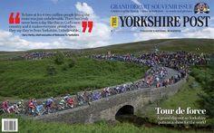 Yorkshire Post Sunday Edition - Tour de France Grand Depart