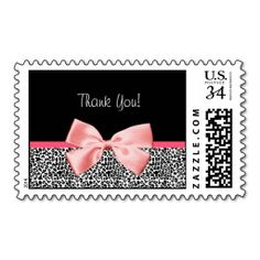 @@@Karri Best price          Trendy Thank You Leopard Print With Pink Ribbon Postage Stamp           Trendy Thank You Leopard Print With Pink Ribbon Postage Stamp in each seller & make purchase online for cheap. Choose the best price and best promotion as you thing Secure Checkout you can trust Buy ...Cleck Hot Deals >>> http://www.zazzle.com/trendy_thank_you_leopard_print_with_pink_ribbon_postage-172320241999674220?rf=238627982471231924&zbar=1&tc=terrest