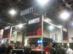 Barrett Booth at the 2014 SHOT Show Shot Show, Trials And Tribulations, Over The Years, Broadway Shows, Shots