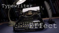 Using the Animation Nodes addon, a typewriter effect in Blender has become a matter of minutes. Frederik Steinmetz shows you how to do it.
