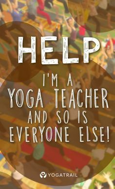 Competition amongst Yoga Teachers? Here are some things you can put into action to work together and help one another to earn a living teaching yoga...