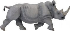 White Rhino (Wildlife Wonders) at theBIGzoo.com, a family-owned gift shop with 12,000+ animal-themed items.
