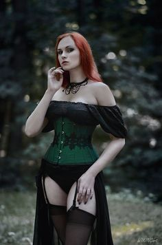 Gothic Seduction [4] by Michał Piotrowski on 500px