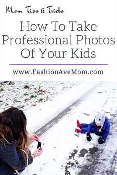 HOW TO TAKE PROFESSIONAL PHOTOS OF YOUR KIDS. Take great photos of your family that you will enjoy and treasure. No need to be a professional photographer! potty chart / potty train / toddler / Disclosure: Affiliate Links