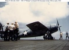 Grumman F4F Wildcat (USA) - World War II Social Place