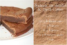 Gateau chocolat Lygnac