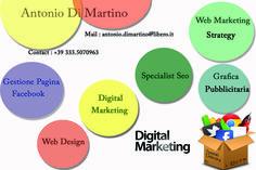 Digital Web Marketing, Contatti