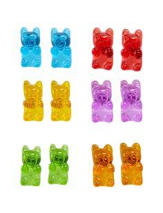 Gummy Bear Earrings | Earrings | Jewelry | Shop Justice
