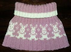 These little necks are both lightweight and reasonably quick to knit. - Handmade Everything Knitting For Kids, Baby Knitting, Crochet Baby, Knit Crochet, Knitted Baby Clothes, Knitted Hats, Stitch Patterns, Knitting Patterns, Baby Barn