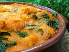 Me sabe a Málaga: Sopa de tomate con hierbabuena