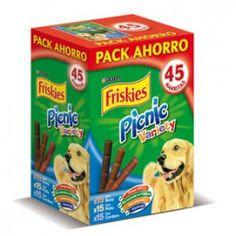 Irresistible y saludable snack en forma de barritas facilmente troceables y preentado en tres sabores diferentes.