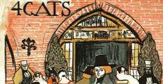Restaurant els 4Gats   Restaurante Barcelona desde 1897