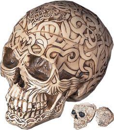 1000 images about tattoo ideas on pinterest skulls for Celtic skull tattoo