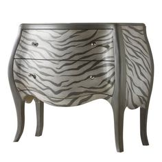 Hooker Furniture Kanya Chest - Safari Chic on Joss and Main - a little more exciting, no?