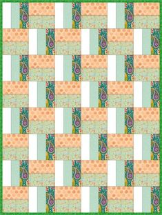 56 Best Rail Fence Images Jellyroll Quilts Scrappy