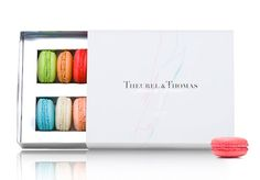 Theurel & Thomas is the first pâtisserie in Mexico specializing in French macarons,