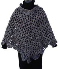 Maggie's Crochet · Martha's Coming Home Poncho - Free Crochet Pattern