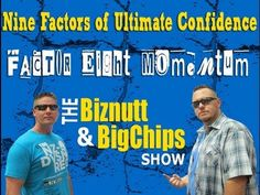 Factor Eight Momentum | Nine Factors of Ultimate Confidence Jeremy Bigchips Neal BizandChips.com